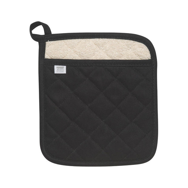 Black Superior Pot Holder