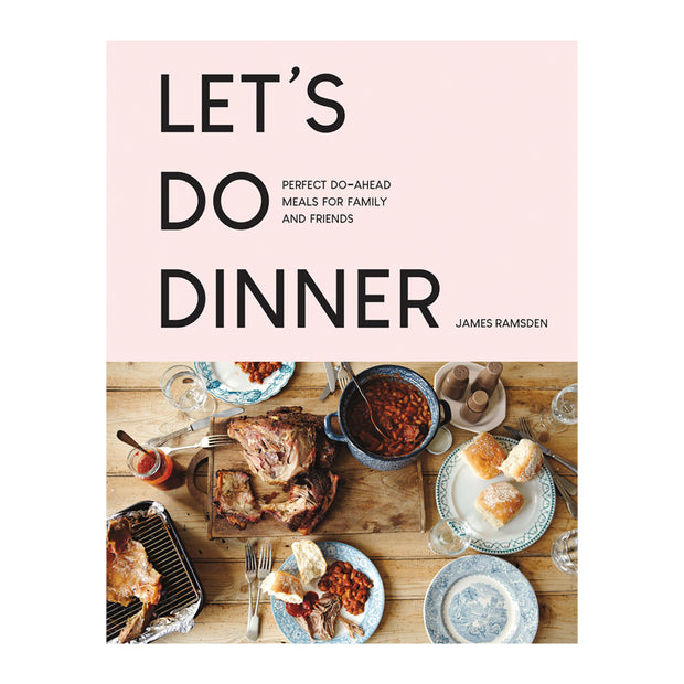 Let's Do Dinner Cookbook