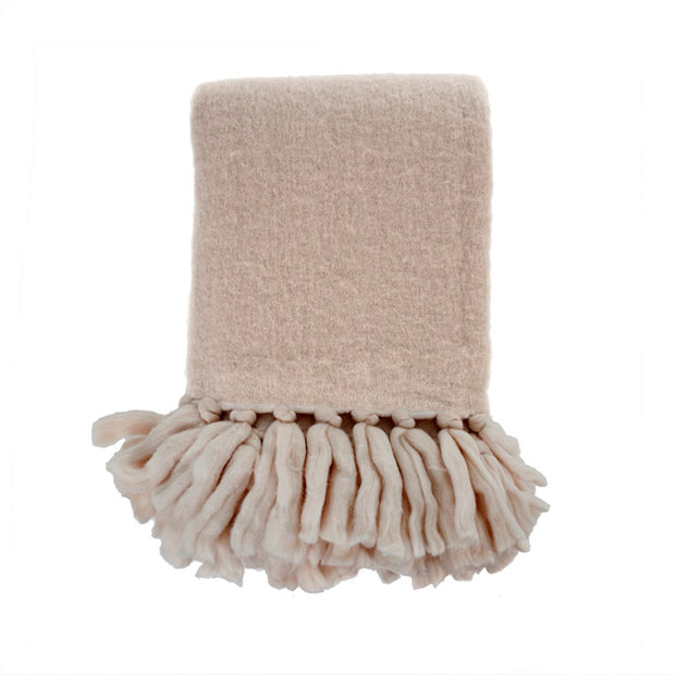 Oslo Mohair Throw