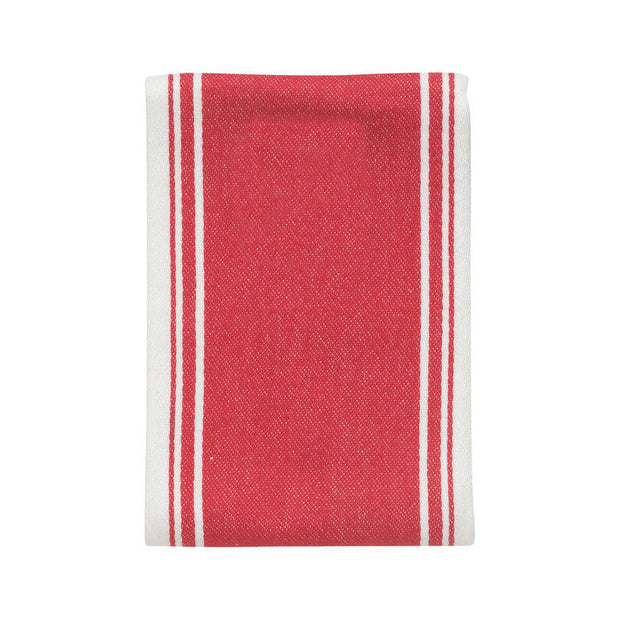 Symmetry Red Kitchen Towel