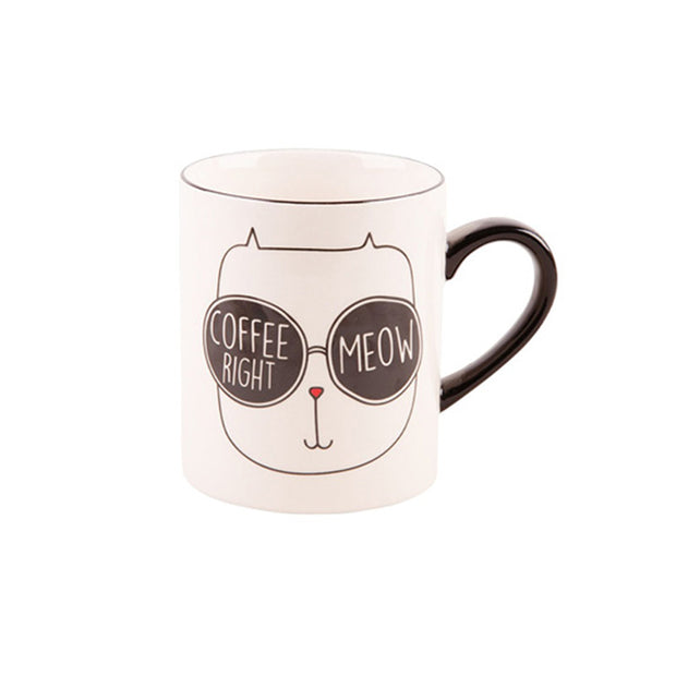Cool Cats Coffee Mug