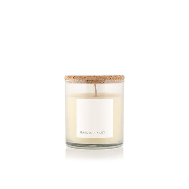 Gardenia + Lily Candle