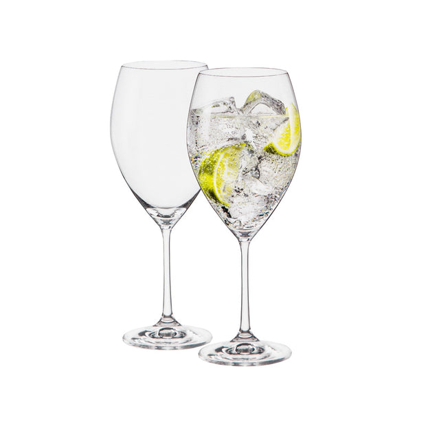 Sophia White Wine Glasses - Set of 6
