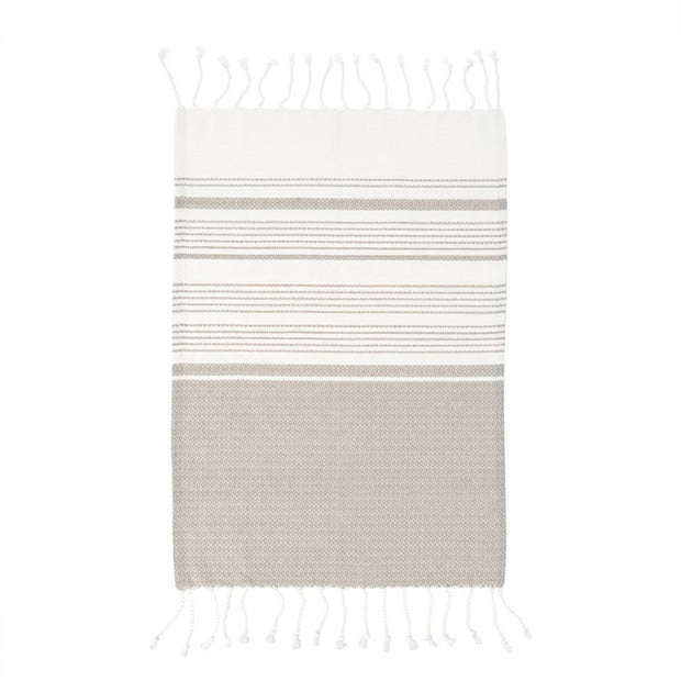 Turkish Hand Towels - Set of 4