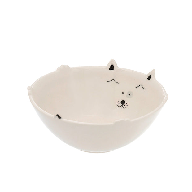 Puppy Handmade Bowl