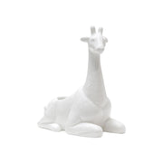 Sitting Giraffe Planter