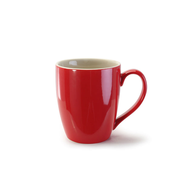 Apple Red Coffee Mug