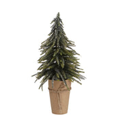 Large Sparkle Pine Tree