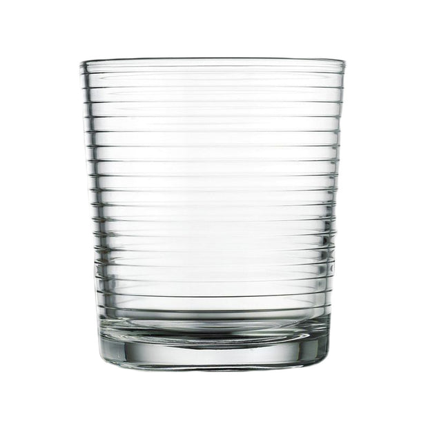 Solar Double Old-Fashioned Drinking Glasses - Set of 4