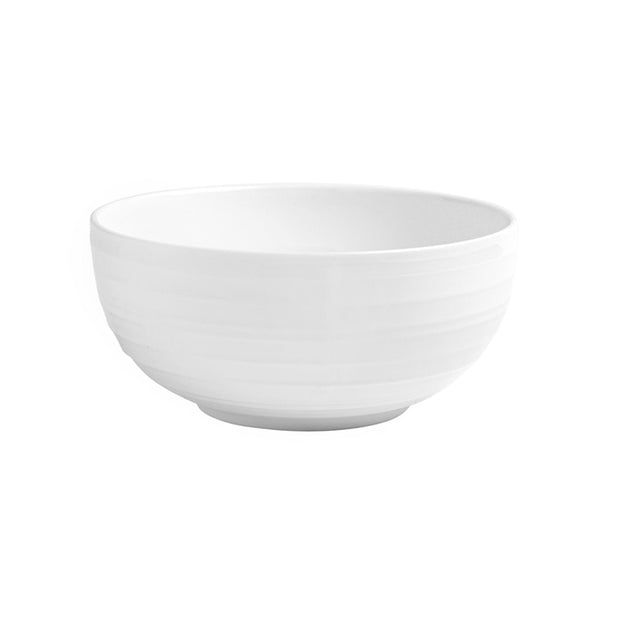 Bone Swirl Dining Bowl