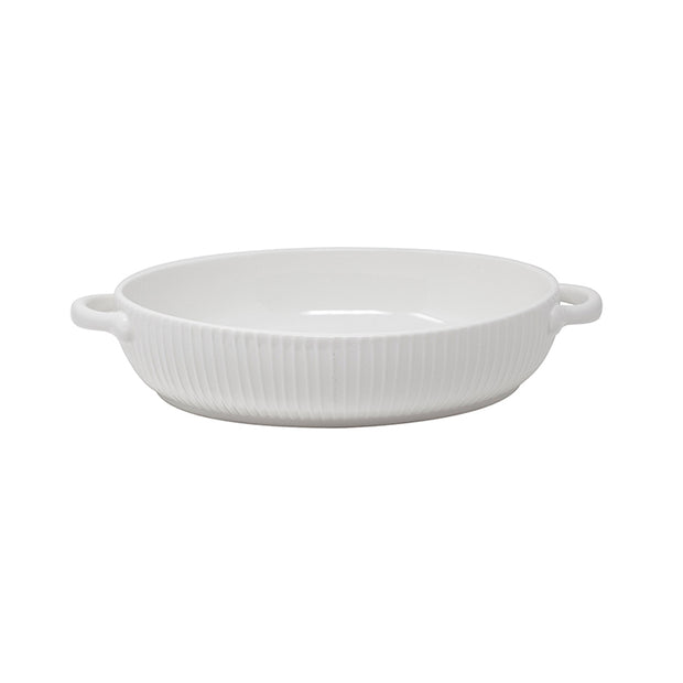 Colonnade Small Oval Baker