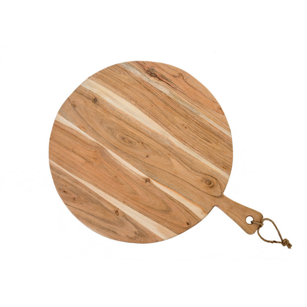 "20"" Round Cheese Board"
