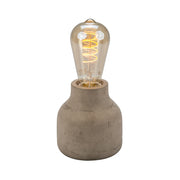 Beacon Cement Lamp