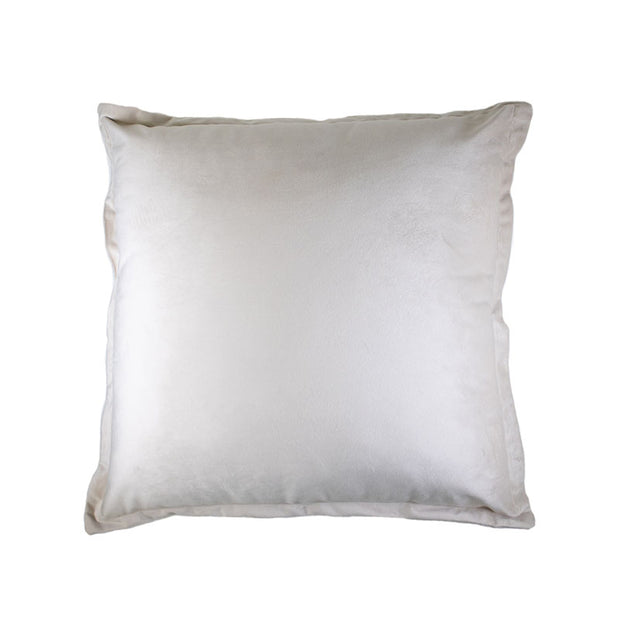 Flanged Sand Velvet Pillow
