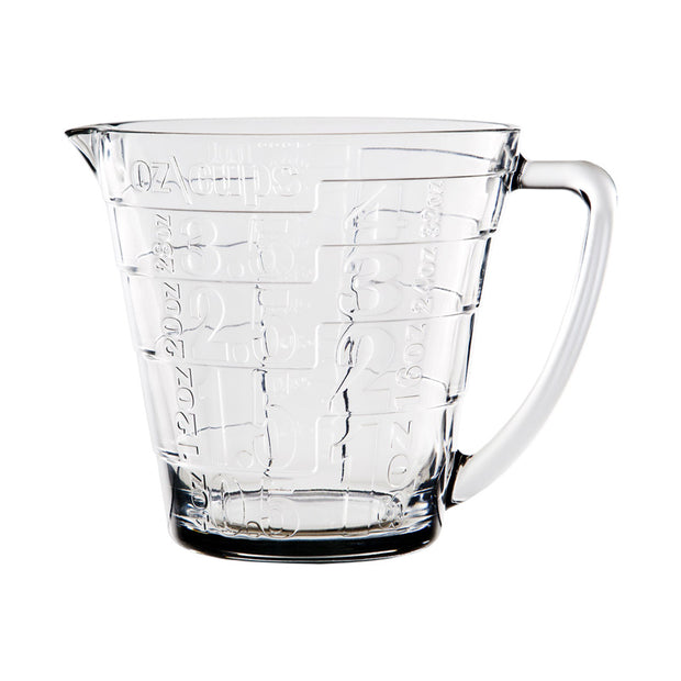 4-Cup Embossed Measuring Cup