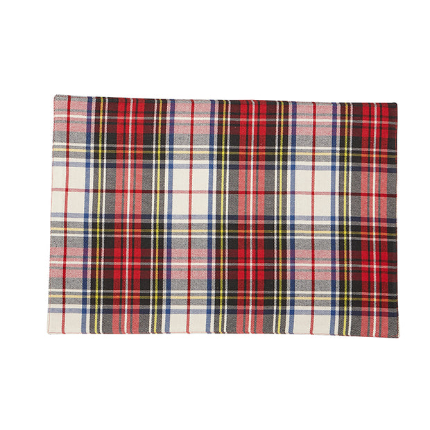 Scottish Plaid Placemat