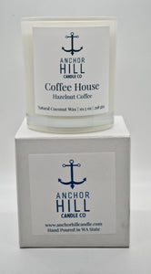 "10.5 Ounce ""Coffee House"" Coconut Wax Candle"