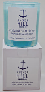 "10.5 Ounce ""Weekend on Whidbey"" Coconut Wax Candle"