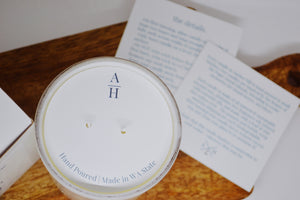 "10.5 Ounce ""One Particular Harbor"" Coconut Wax Candle"