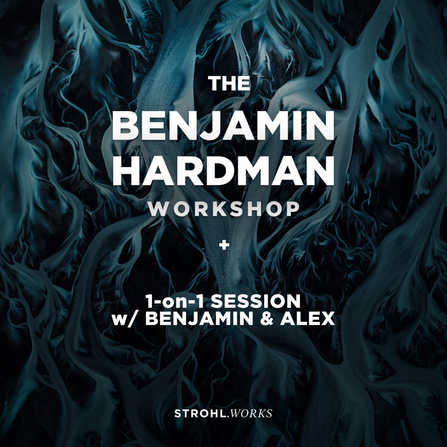 Workshop + 1-on-1 Session (earlybird)