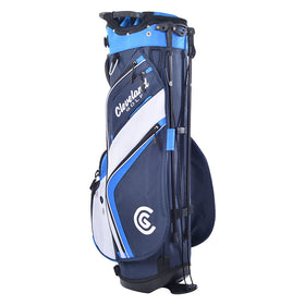 Cleveland CG Stand Bag - Navy / Royal / White