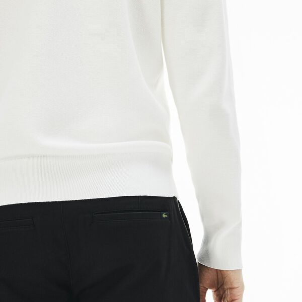 Lacoste Men's Classic Slim Stretch Bermuda Short - Black