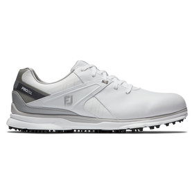 FootJoy PRO|SL Men's Golf Shoe - White/Grey