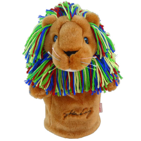 Daphne Headcovers -  John Daly Lion