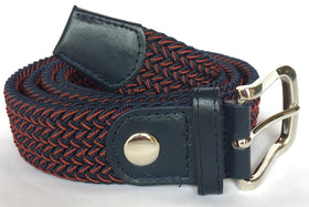 oTo Belt - Navy / Brown