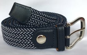 oTo Belt - Navy / White