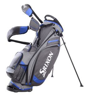 Srixon Performance Stand Bag -Grey / Blue