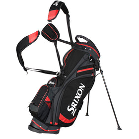 Srixon Performance Stand Bag - Red / Black