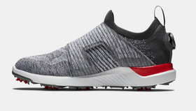 FootJoy HyperFlex BOA - Charcoal / Grey / White