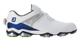 FootJoy Tour X Boa - White / Navy / Lime