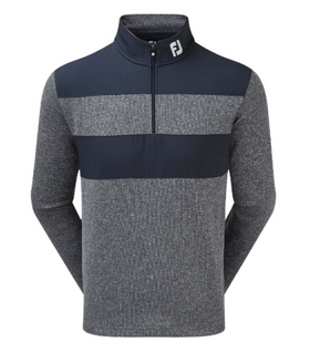 FootJoy Flat Back Chill Out - Navy/Heather Grey