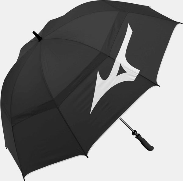 Mizuno Tour Twin Canopy Umbrella - Black