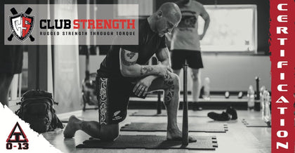 CLUBSTRENGTH - Certification