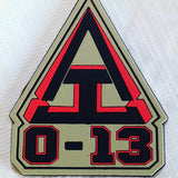 Patches TAD 0-13