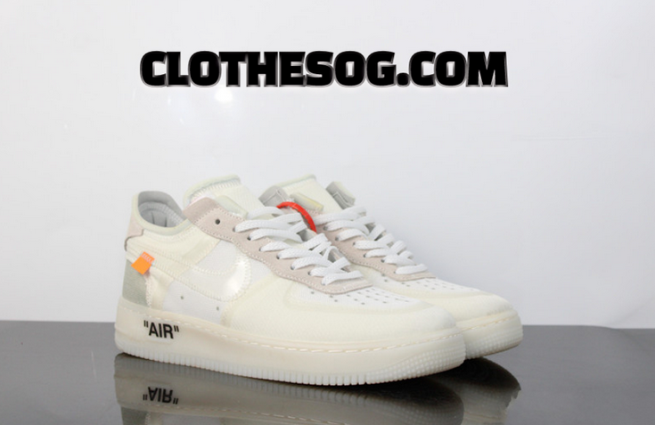 Nike X Off White Air Force 1 Low