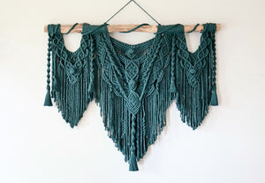 Gypsy || Made to order Wall Hanging