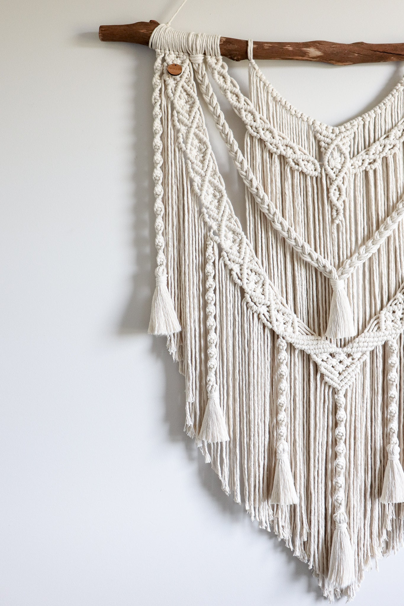 Gisèle || Made to order Wall Hanging