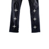"1 of 1 ""FUKK"" Denim Triple Star - +FRESH.i.AM+"