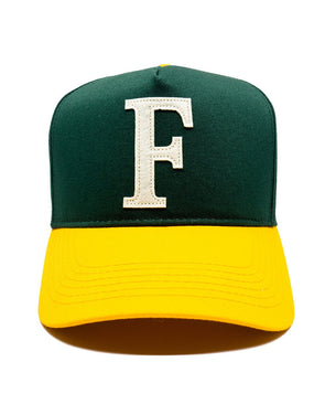 'F is for' Athletic Hat + freshiam