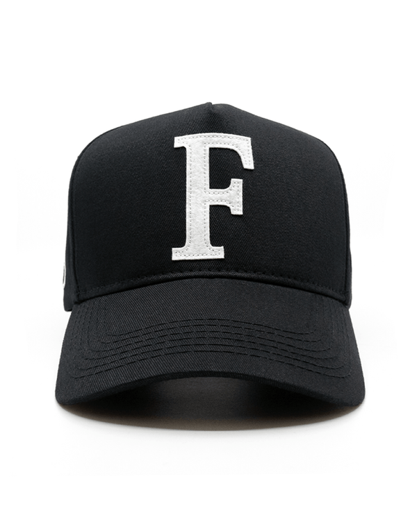 """F"" is for Hat + freshiam"