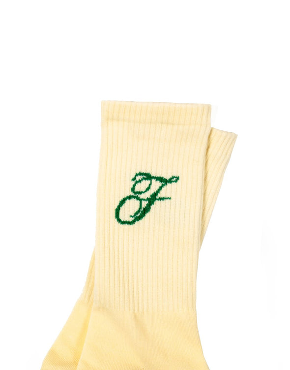 'F' Sock Cream Set + freshiam