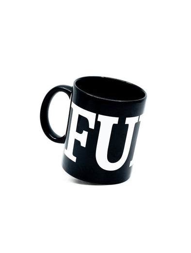 """FUKK"" mug - +FRESH.i.AM+"