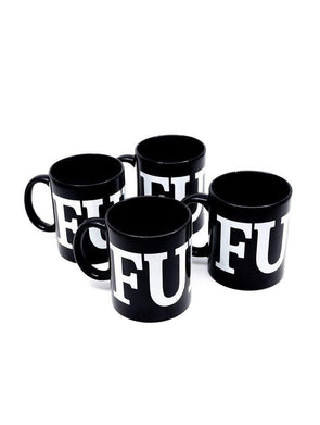 "+FRESH.i.AM+ ""FUKK"" Mug Set"