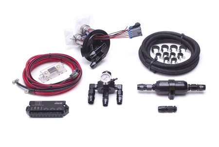 Fore Innovations - 2010 - 2015 Chevrolet Camaro (SS, ZL1, & Z28) Dual Pump Fuel System