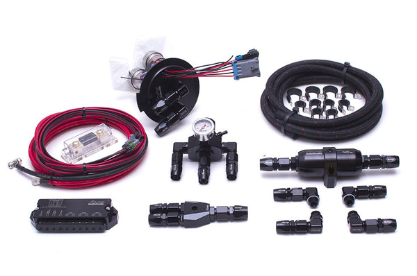 Fore Innovations - 2009 - 2015 Cadillac CTS-V Triple Pump Fuel System