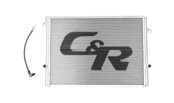 C&R Racing Heat Exchanger for 2009-2015 Cadillac CTS-V V2